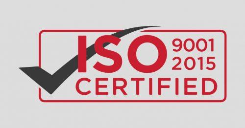 ISO 9001, Elizabeth Companies is ISO Certified
